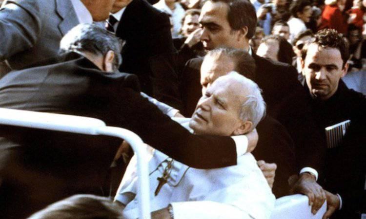 giovanni paolo II ferito