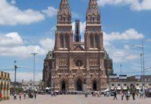 Santuario nostra signora di lujan in Argentina