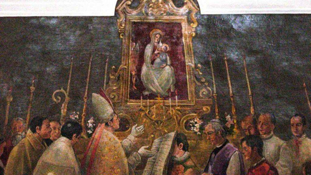 Madonna del Pilastro di Gragnano