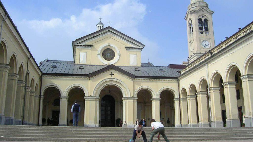 Santuario della Madonna della Guardia di Genova