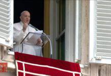 papa angelus 30 maggio