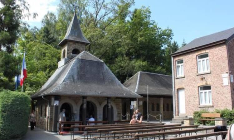 """Santuario """"Vergine dei poveri"""" in Belgio"""
