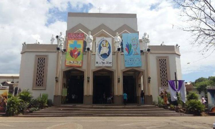Santuario Nostra signora della pace e del buon viaggio nelle Filippine