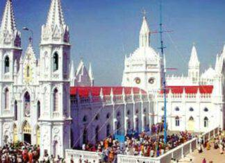 Santuario Nostra Signora della Salute in India