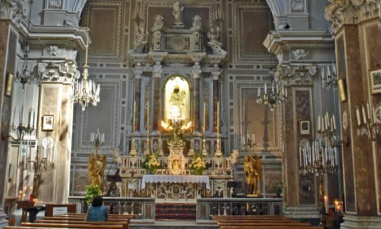 Santuario Maria SS del Soccorso in San Severo