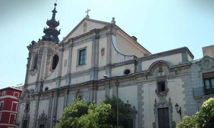 Santuario di Nuestra Señora de Montserrat, in Spagna