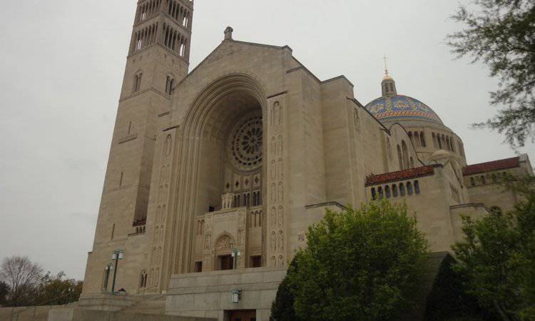 Santuario dell'Immacolate Conception di Washington