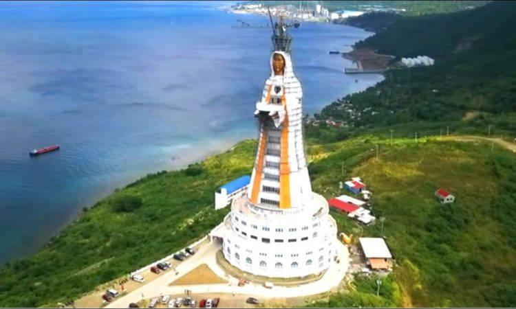 Statua di Maria più alta al mondo