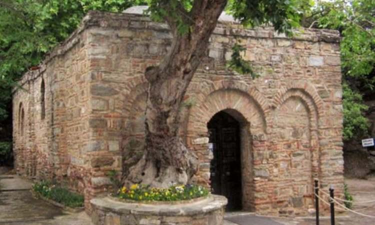 Casa di Maria ad Efeso