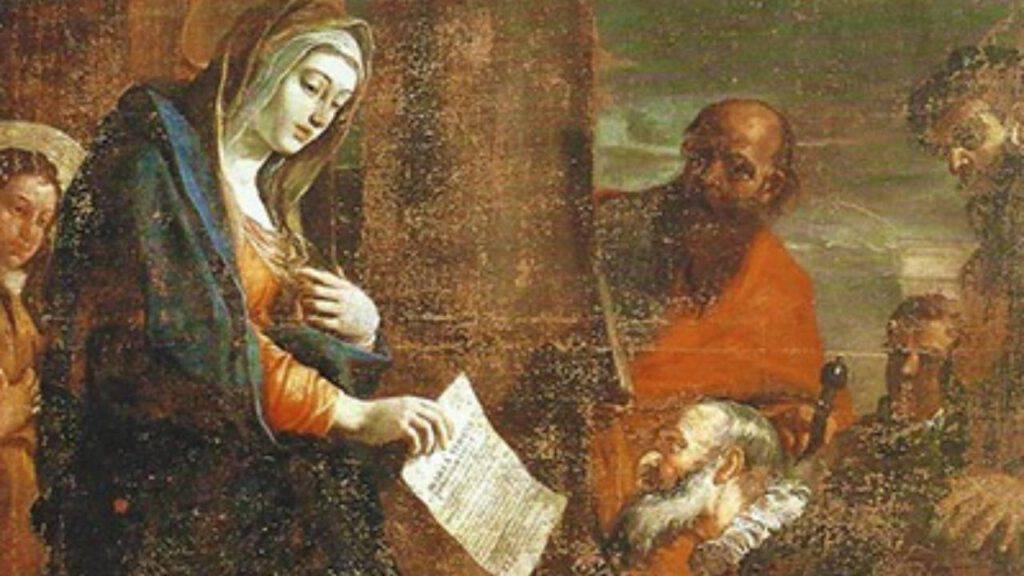 Madonna della Lettera di Messina