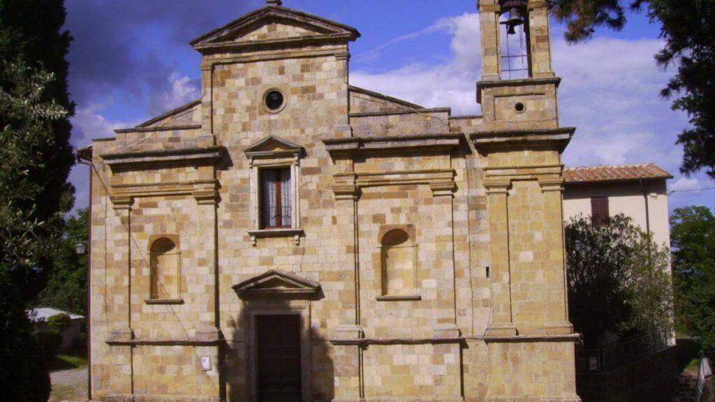 santuario madonna della querce montepulciano