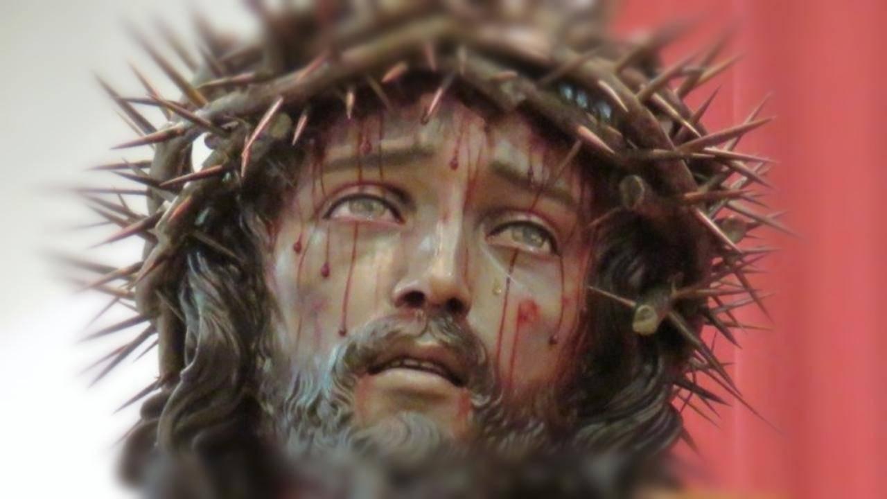 Gesù con la Corona di spine