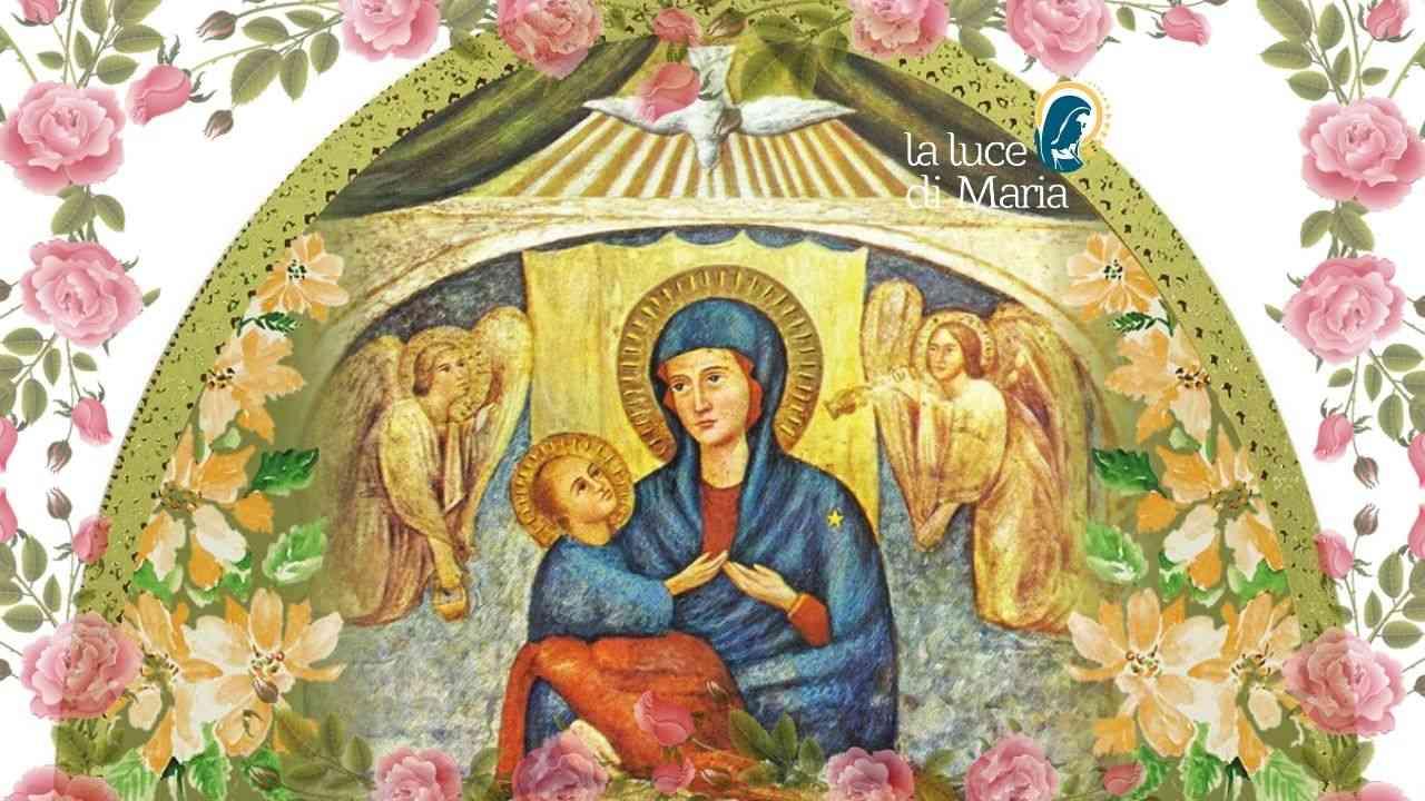 Madonna del Divino Amore
