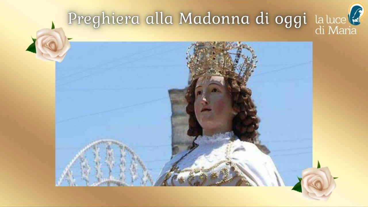 Preghiera alla Madonna della Bruna