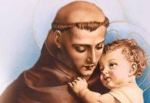 Sant'Antonio e Gesù Bambino