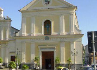 Santuario Madonna dell'Olmo di Cava de Tirreni