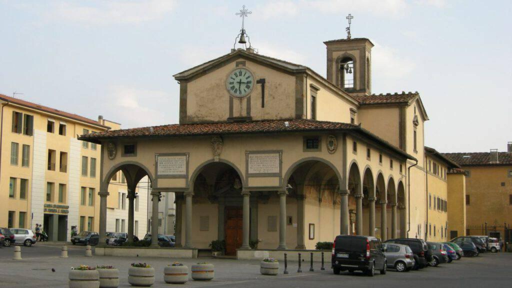 Santuario Madonna della Fontenova