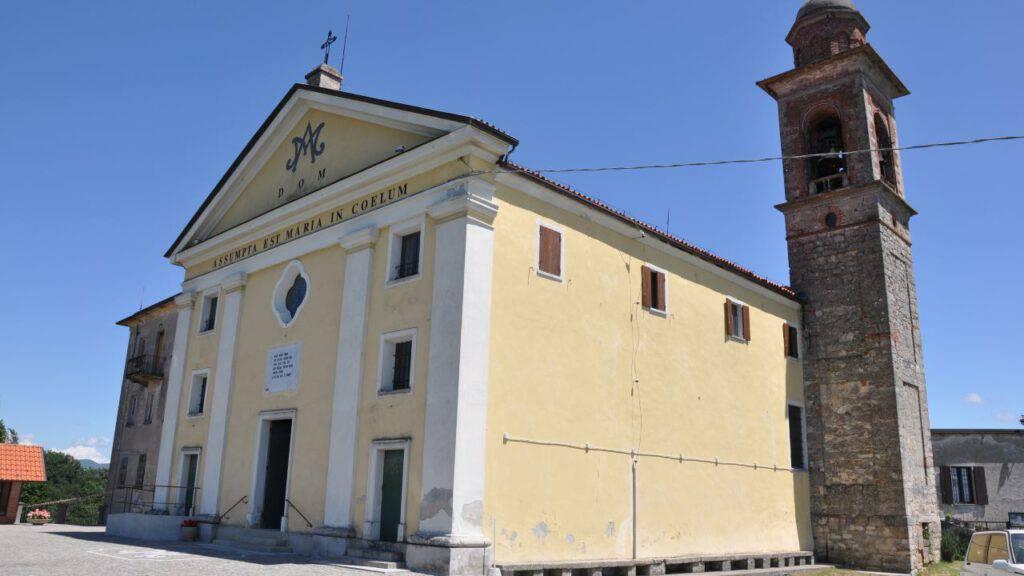 Santuario Madonna di Stazzano