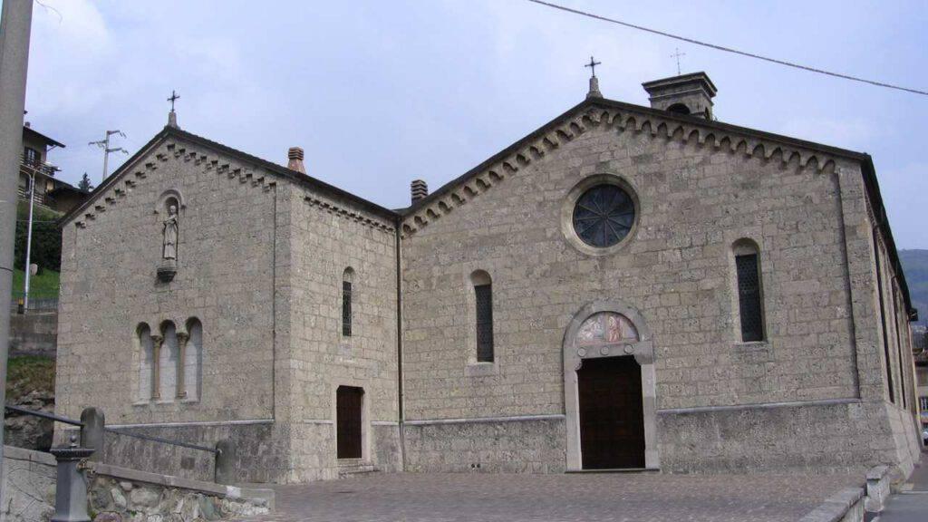 Santuario della Madonna delle Lacrime di Ponte Nossa