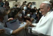Udienza Generale 16 giugno 2021 Papa Francesco - LIS 3-59 screenshot