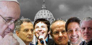 papa leader movimenti carismatici martinez amirante impagliazzo carron kiko