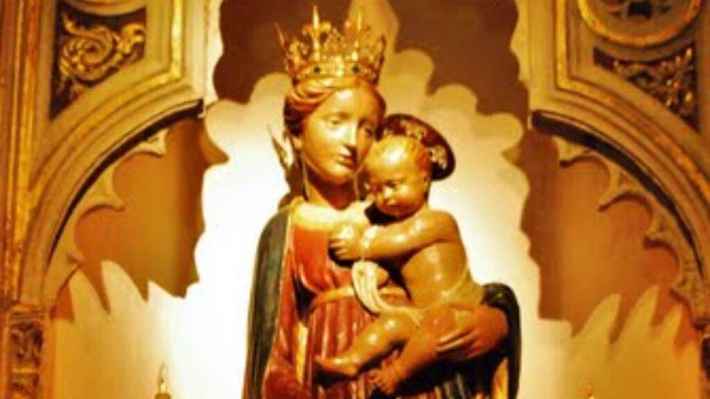 Madonna del buio