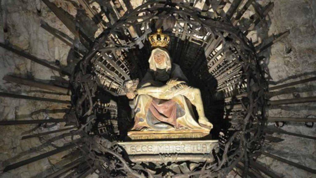 Madonna della Corona di Spiazzi