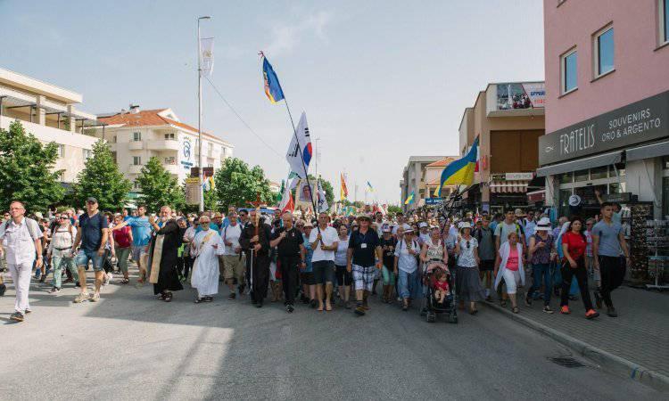 Corteo Marcia della Pace
