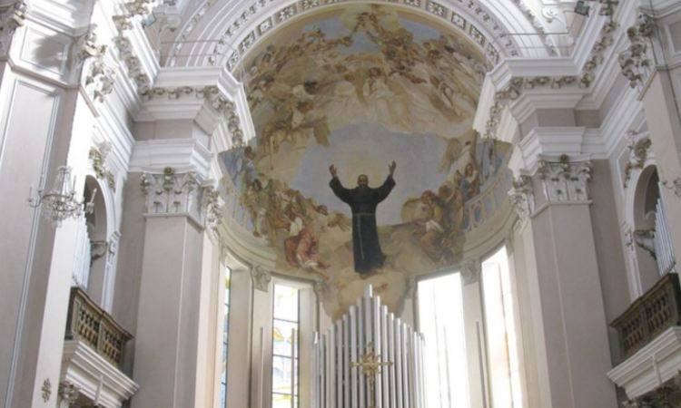 Basilica di San Giuseppe da Copertino, Osimo
