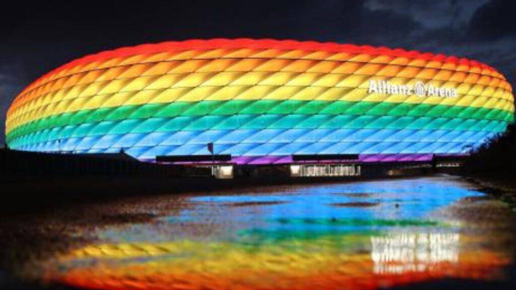 euro 2020 uefa dice no a stadio arcobaleno