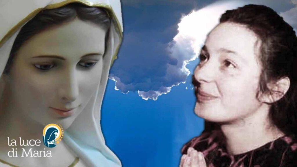 Veggente Ivanka con Madonna