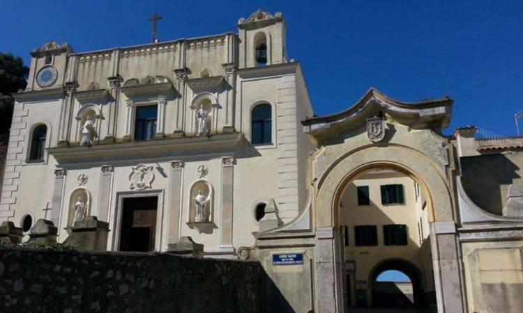 Santuario della SS.Trinità di Gaeta