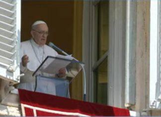 Angelus 18 luglio 2021 Papa Francesco