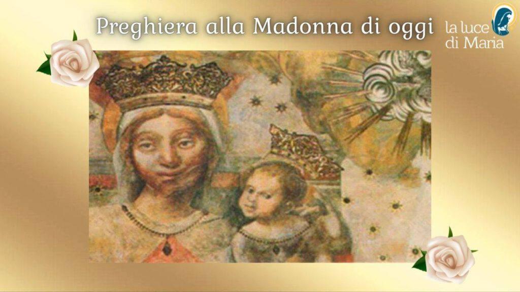 Preghiera di oggi 31 luglio alla Madonna dell'Arco di Napoli