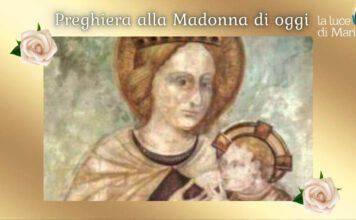 Preghiera alla Madonna di Morbio Inferiore