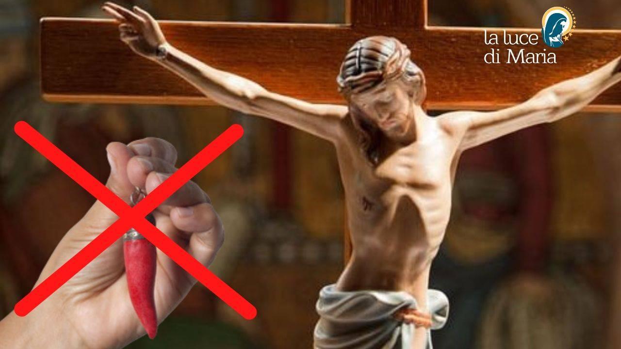 Gesù fede superstizione
