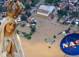 Nasa inondazioni