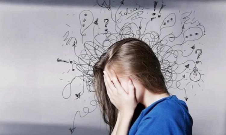 persona impaurita e stressata