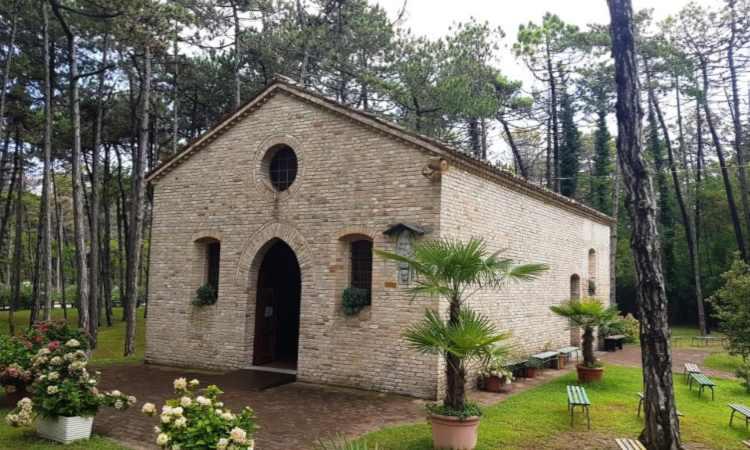 Chiesa Santa Maria del Mare, Lignano Sabbiadoro