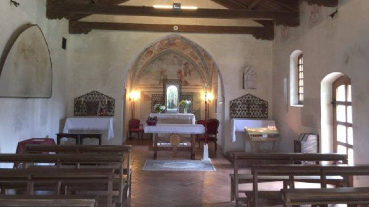Chiesa Santa Maria a Mare, Lignano Sabbiadoro