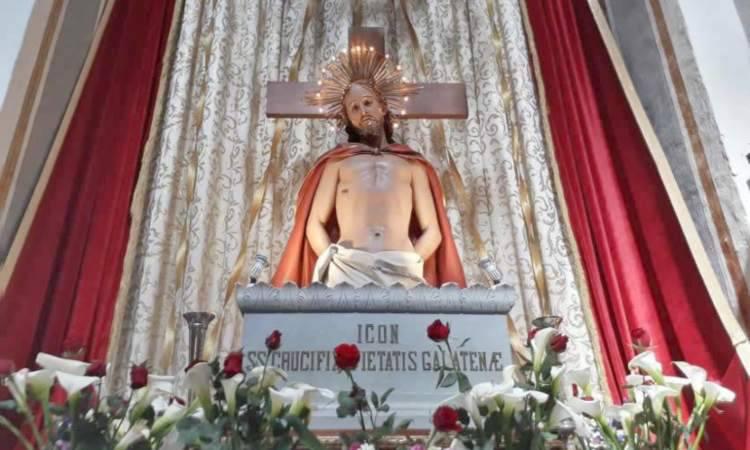 Statua di Cristo di Galatone