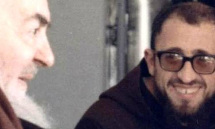 Padre Pio e Fra Marcellino