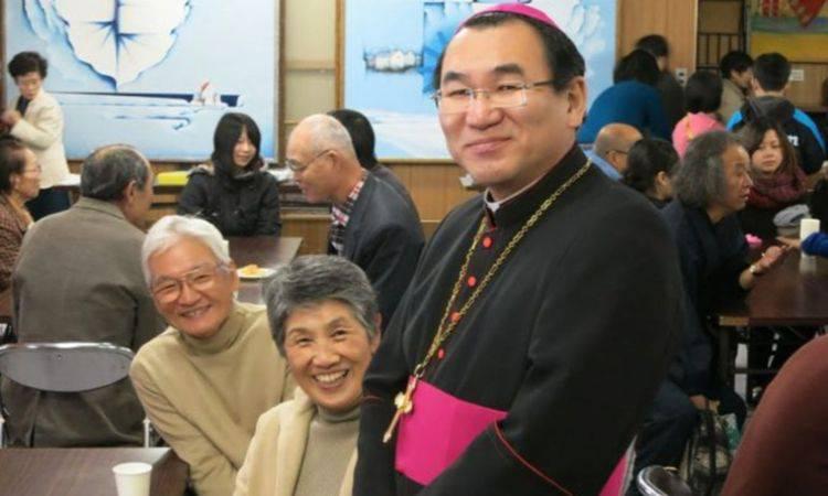 monsignor kikuchi