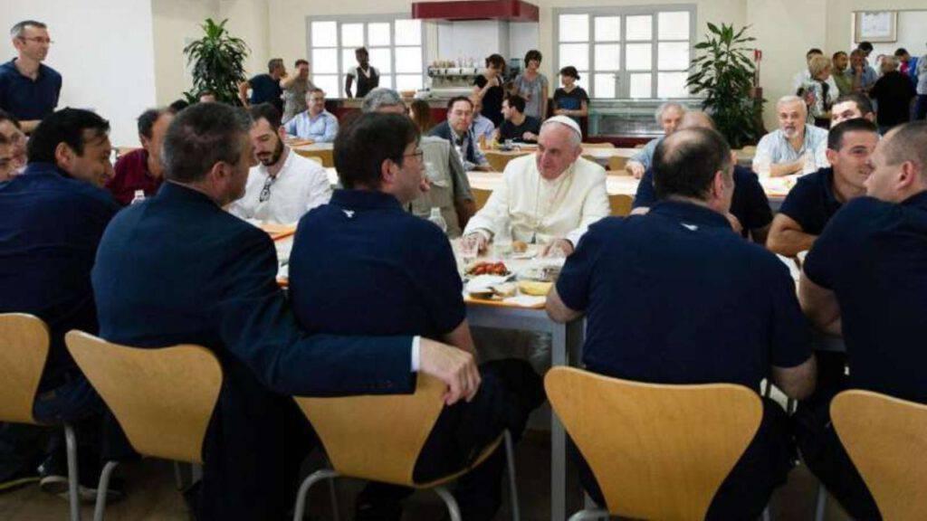 papa dipendenti vaticani