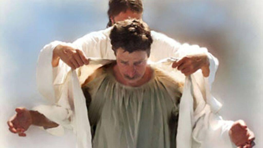 rivestiti di cristo