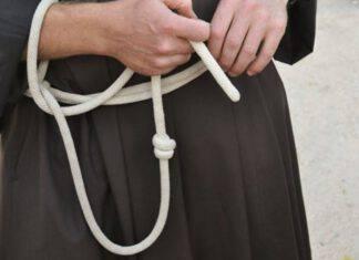 cordone sul saio