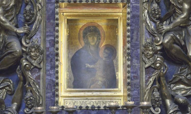 maria salus populi romani