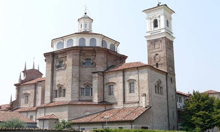 Santuario Nostra Signora del popolo, Cherasco
