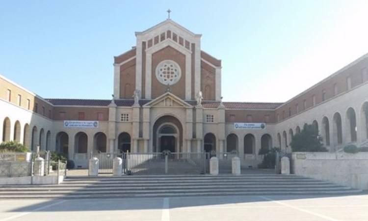 Santuario di Nostra Signora delle Grazie e Santa Maria Goretti a Nettuno