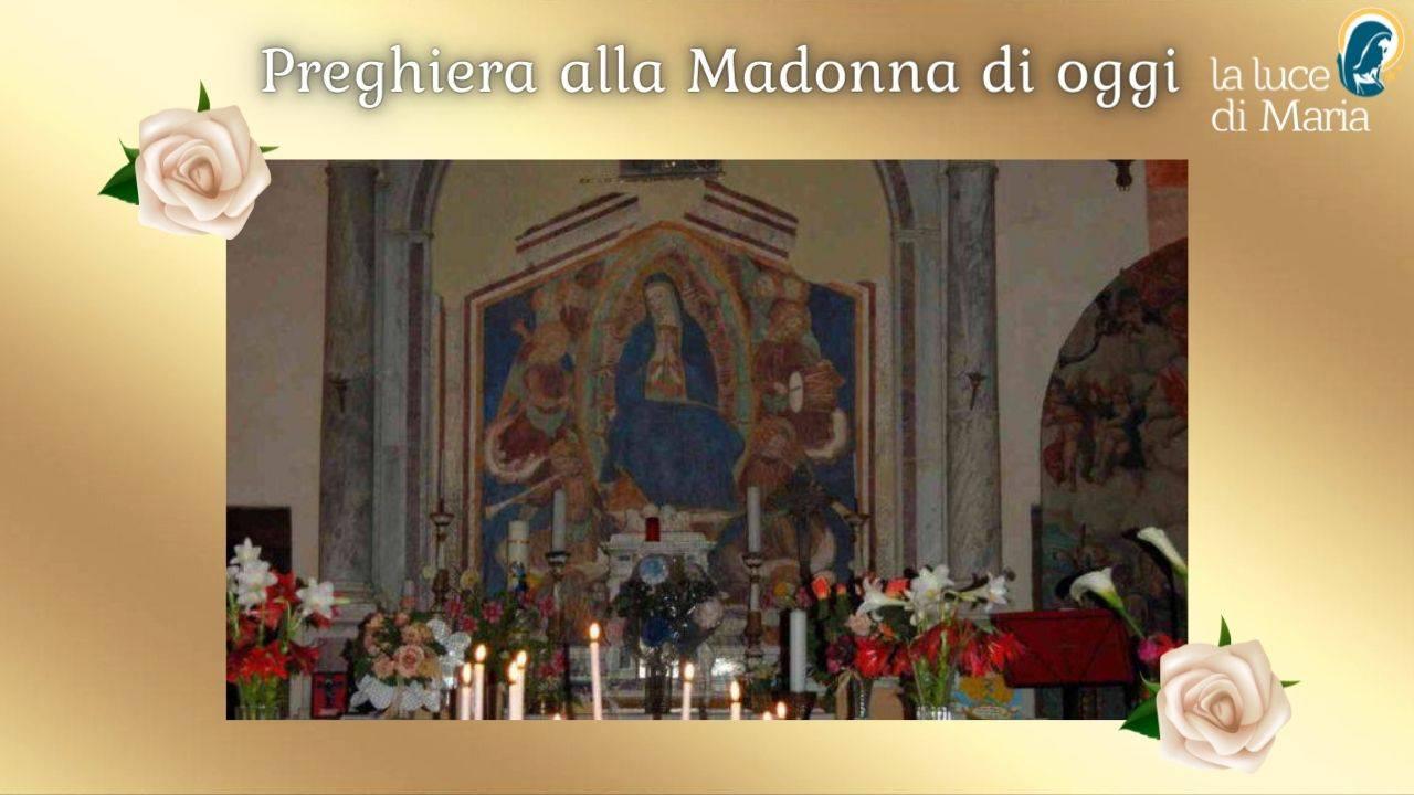 Madonna del Monte di Marciana